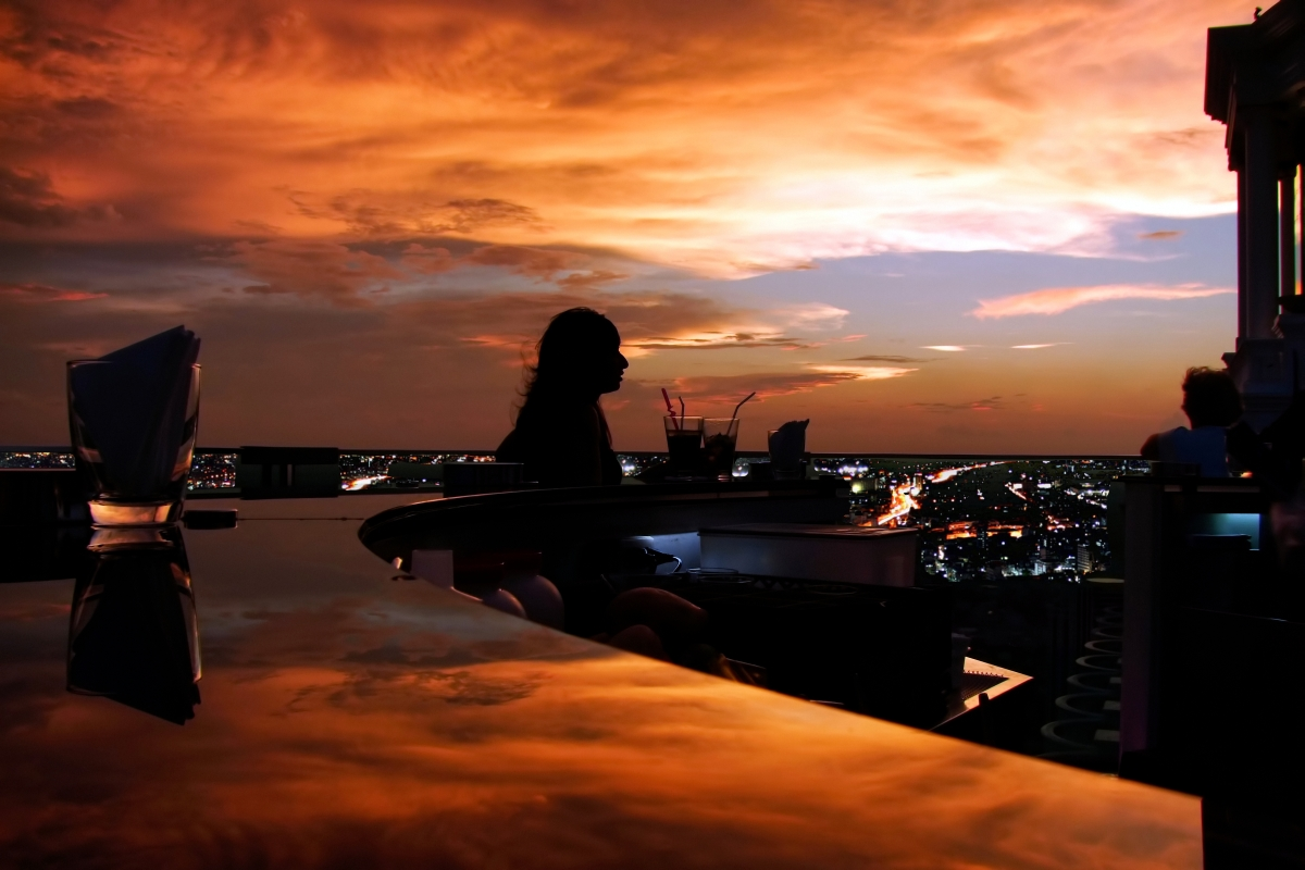 Bangkok, Sundown