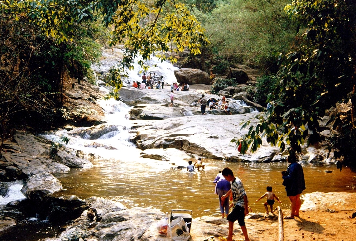 Chiang Mai, Waterfall