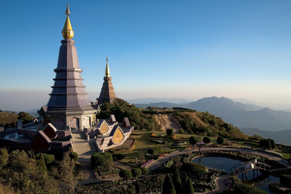 Chiang Mai, Mountain Temple