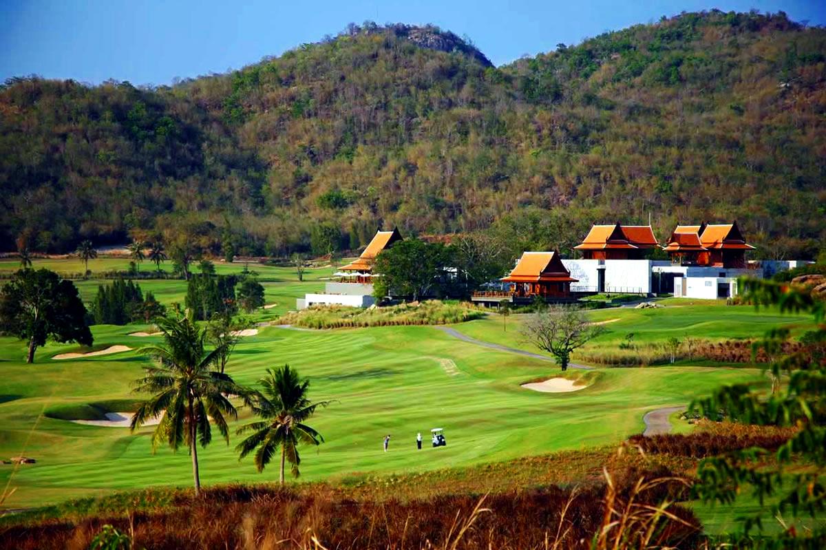 Hua Hin, Banyan golf course
