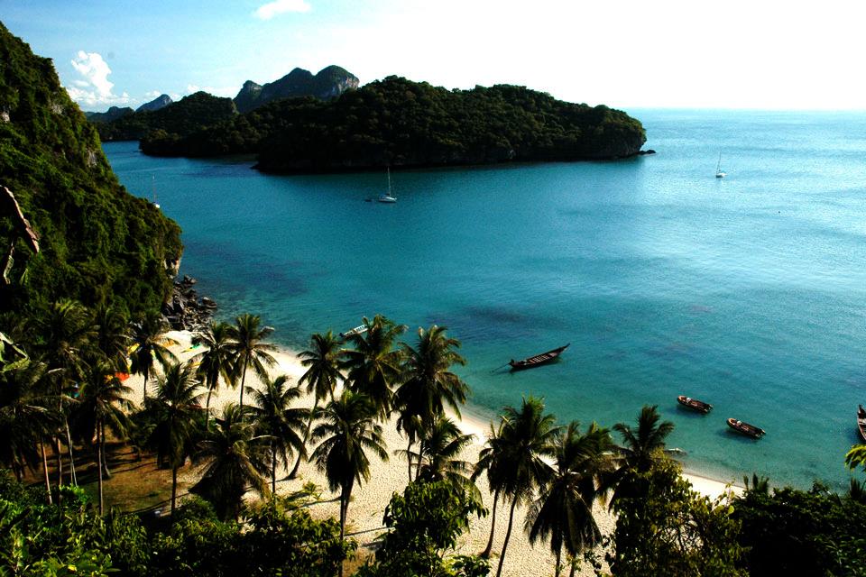 Koh Phangan, Dream Beach