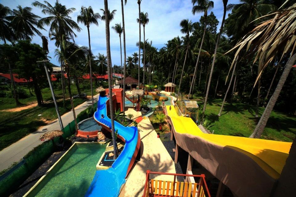 Koh Samui, Waterpark