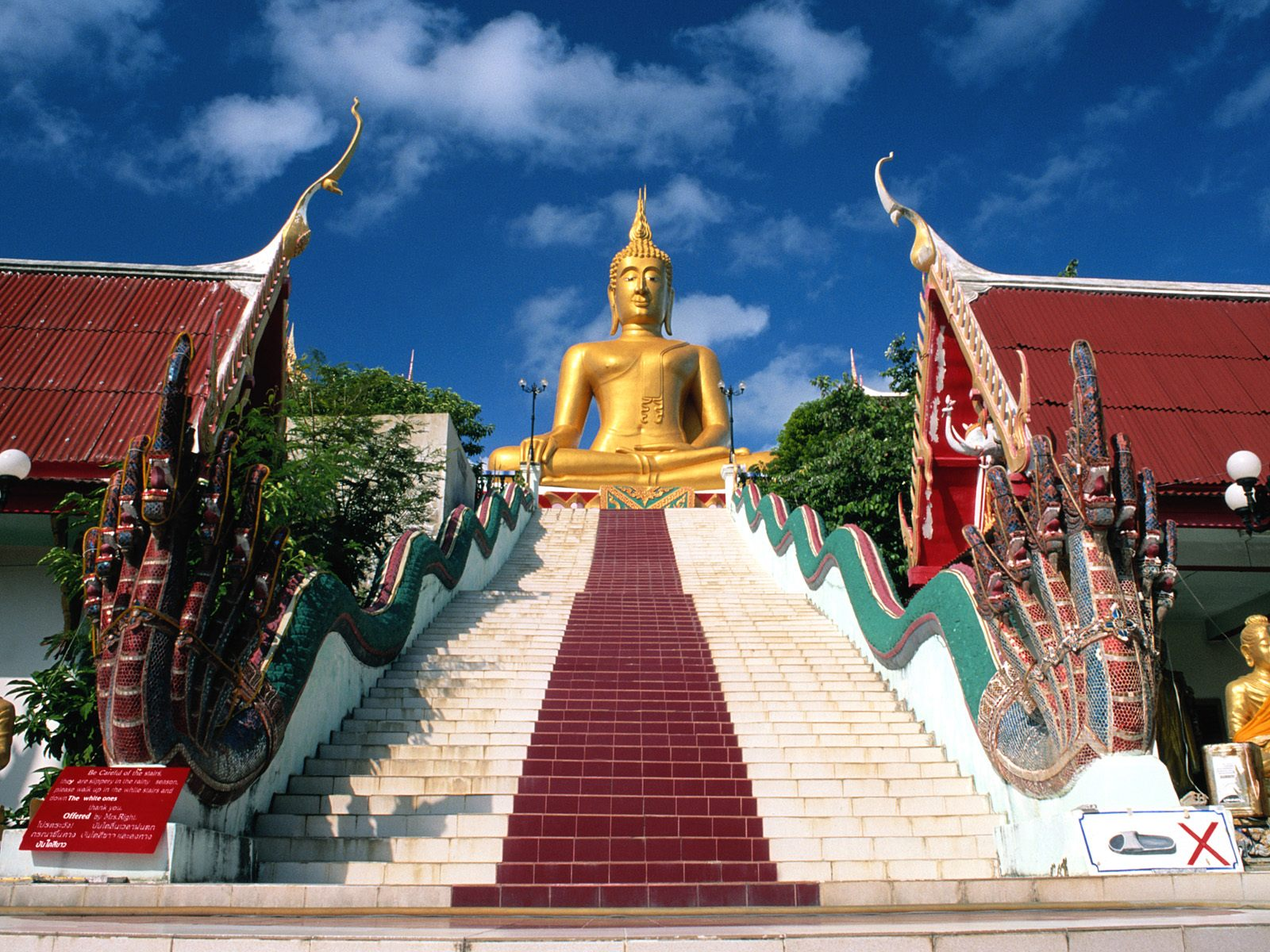 Koh Samui, The Golden Buddha