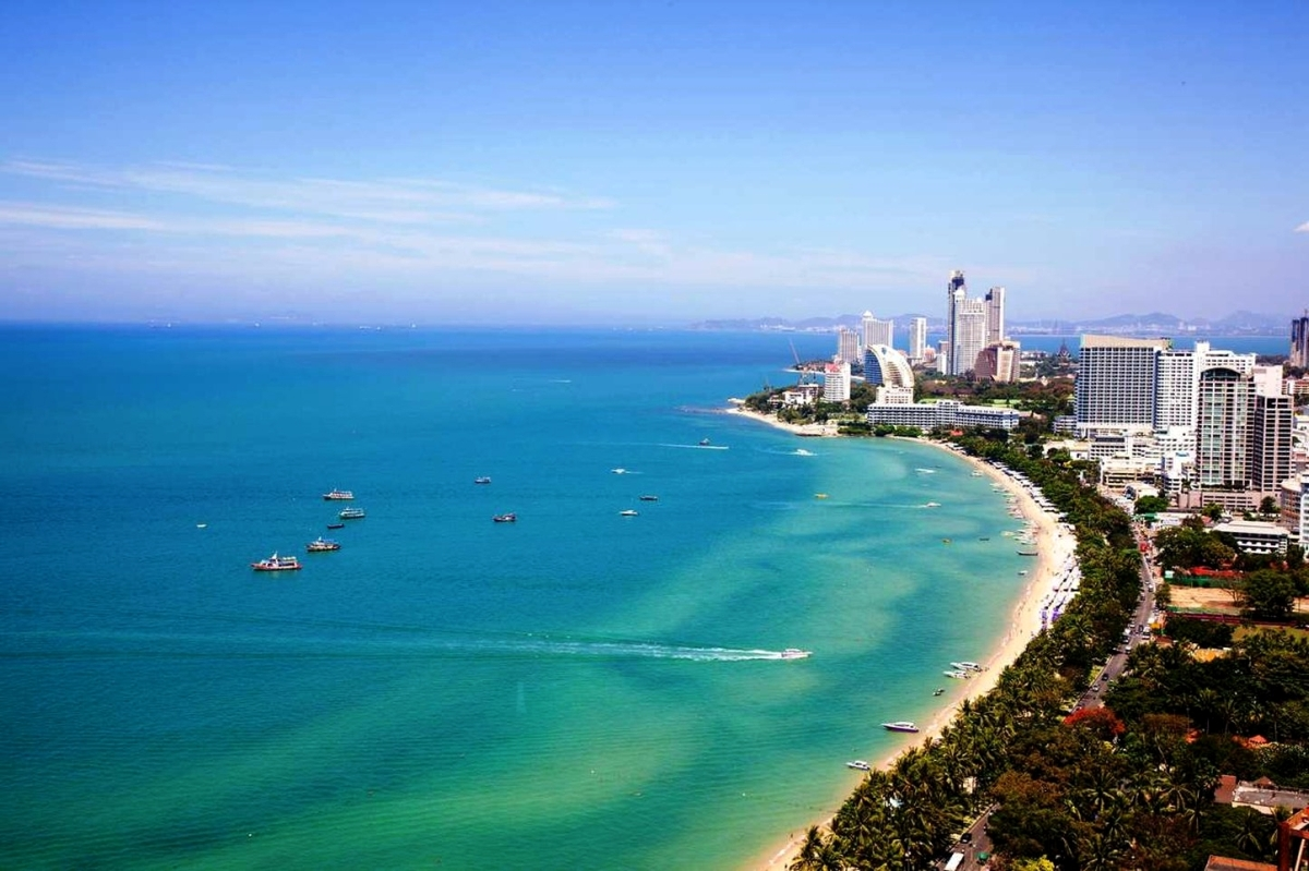 Pattaya, Pattaya Bay