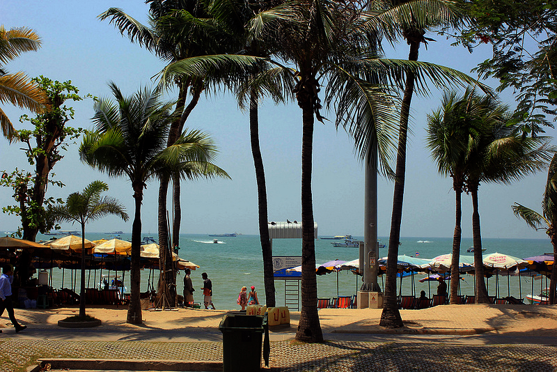 Pattaya, Beach