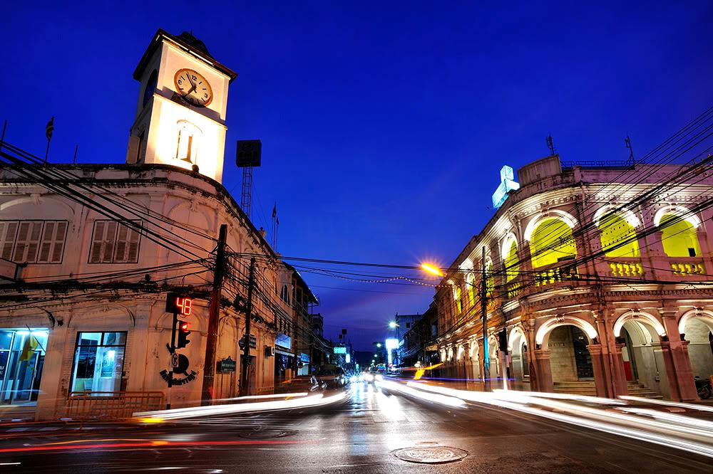 Phuket, Phuket town