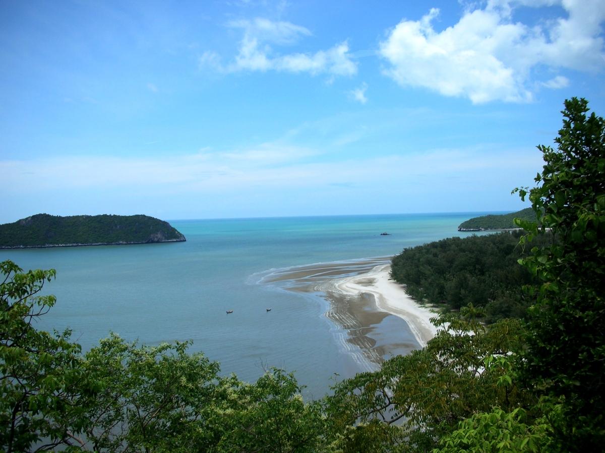 Pranburi, Secret Beaches