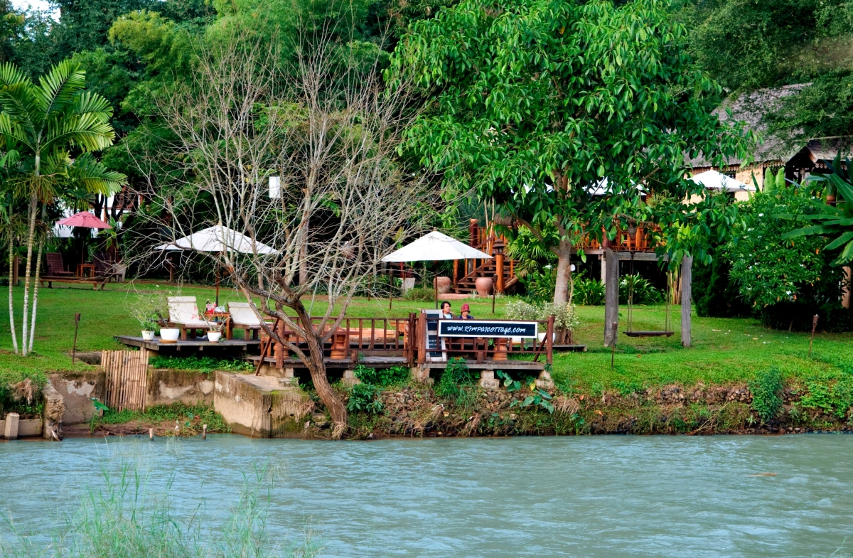 Pranburi, River plot
